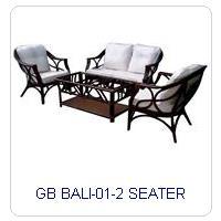 GB BALI-01-2 SEATER